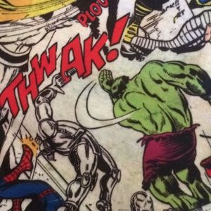 Marvel Bags - Marvel hobo bag